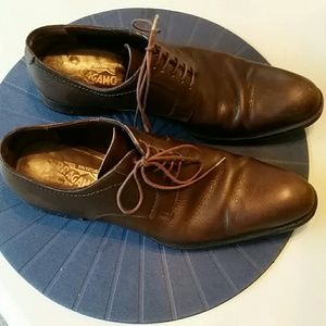 Mens Ferragamo shoes